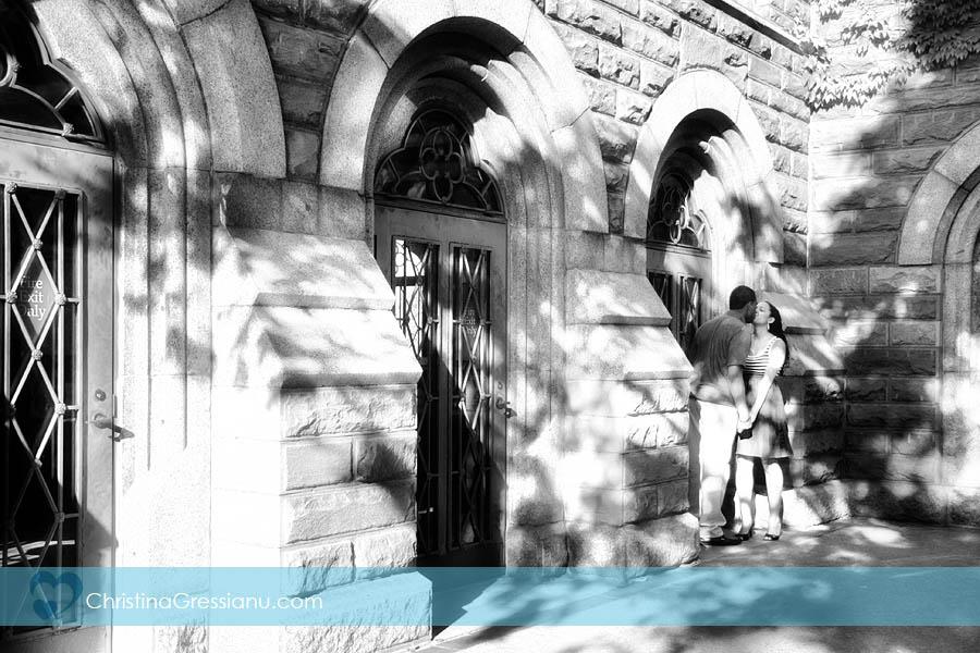 Ghenet & Steve Belvedere Castle Central Park