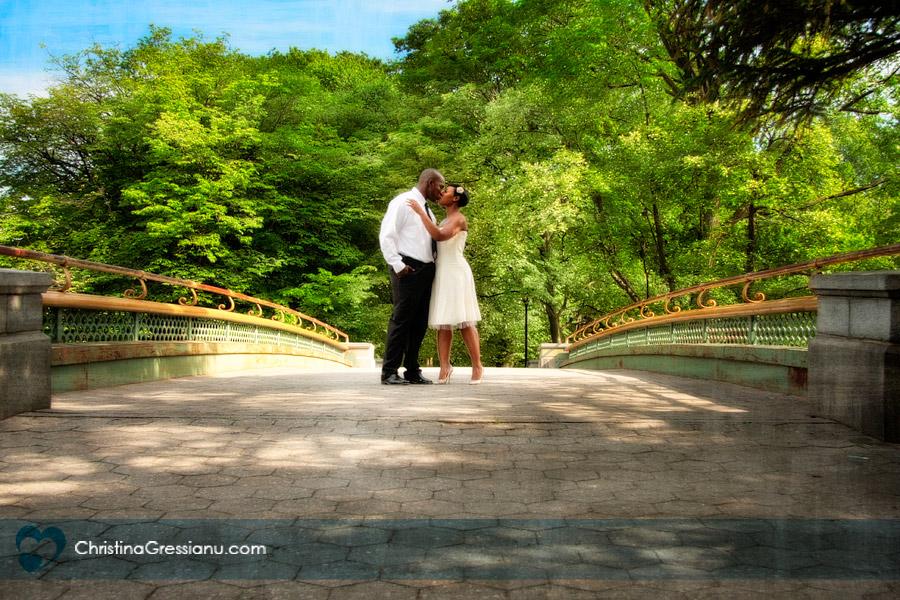 Michelle & Derrick, Prospect Park, Brooklyn, New  York
