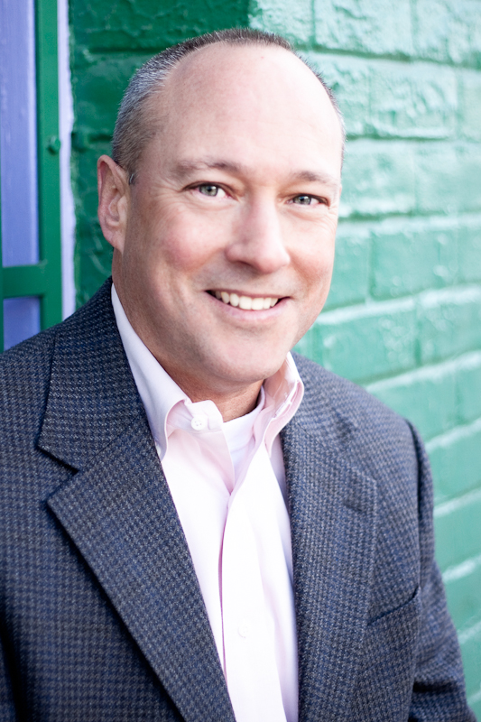 Gary Clark, Business Consultant - Head Shot Fort Collins, CO