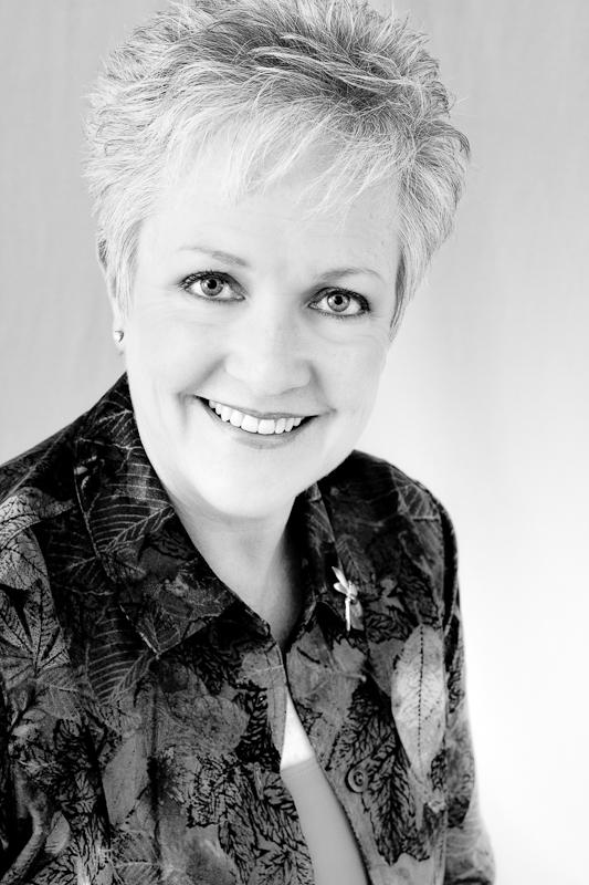 Sylvia Scheel, Legacy Executive Director Professional Portrait
