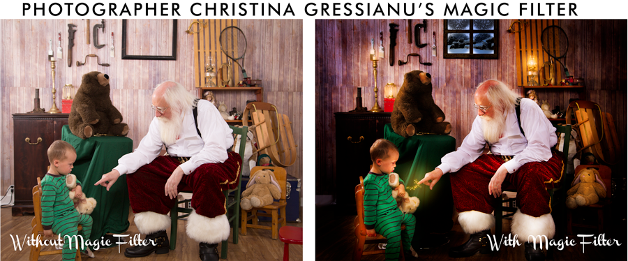 Magic Christmas Pictures