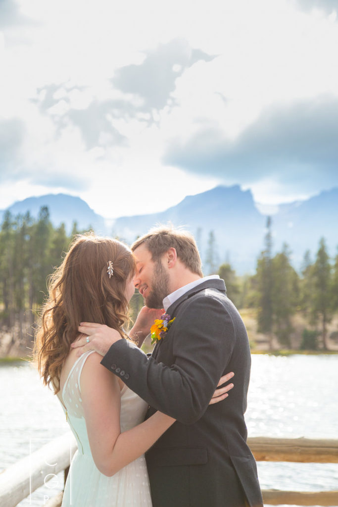 sprague lake wedding