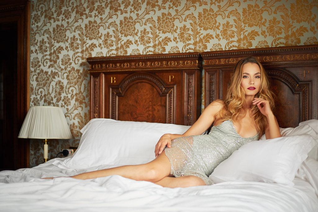 Loveland boudoir portraits