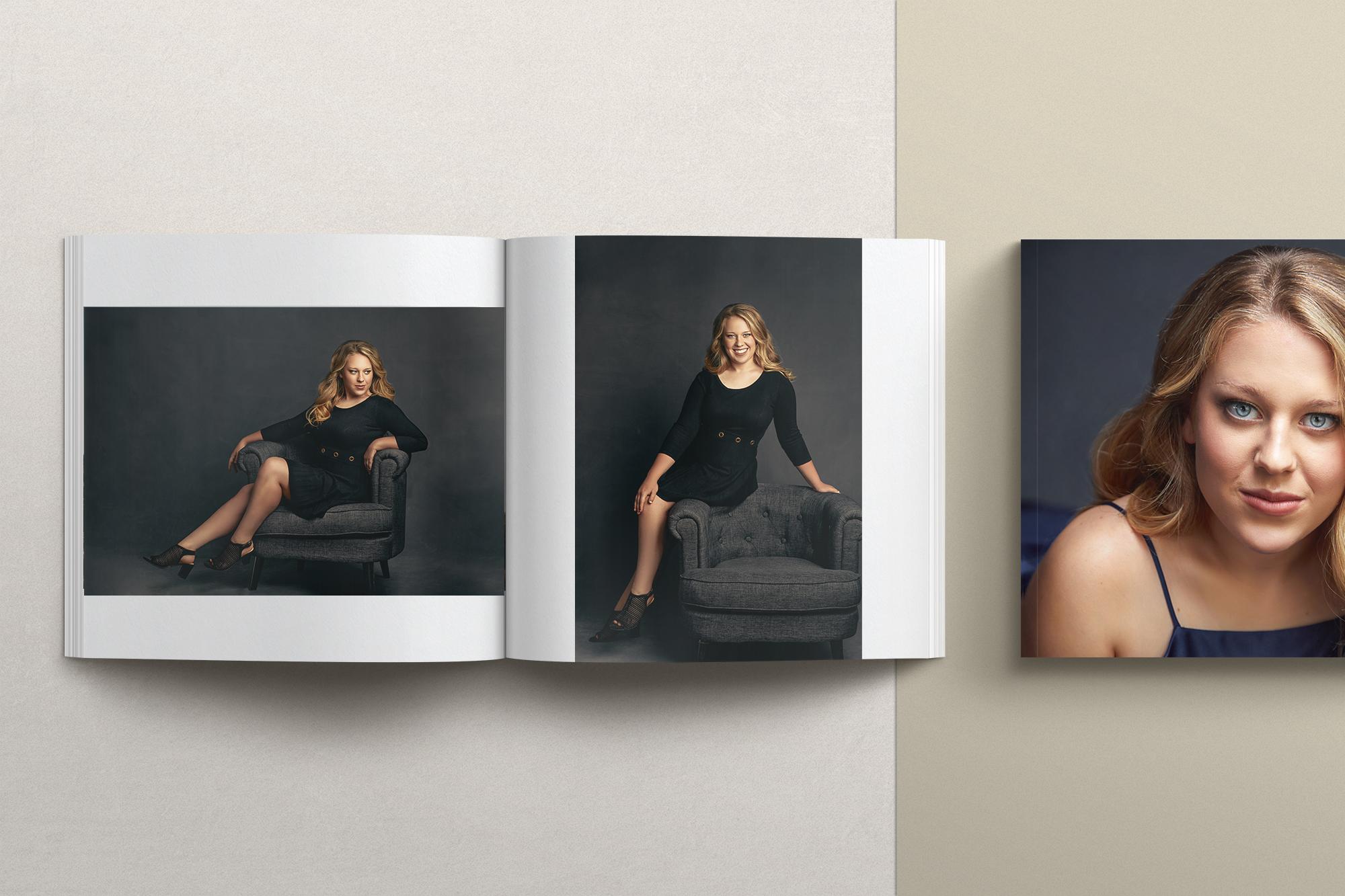 Senior Portrait Albums Loveland